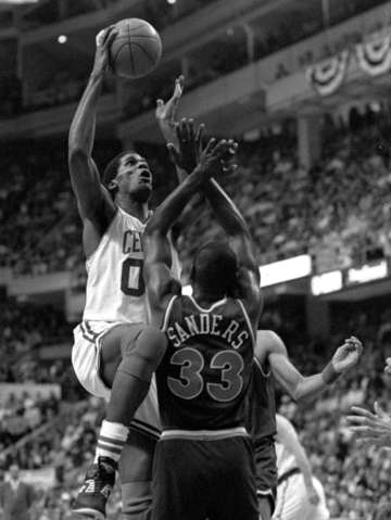 Boston celtics robert parish