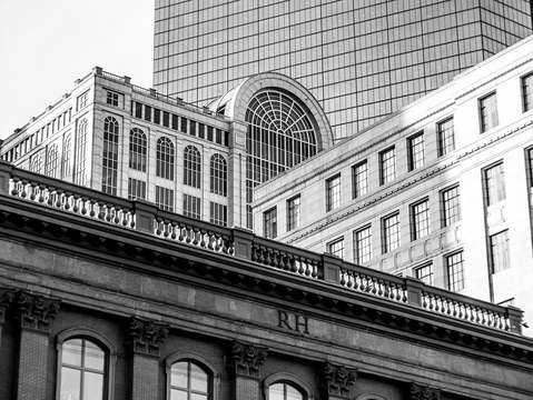 Back bay architecture