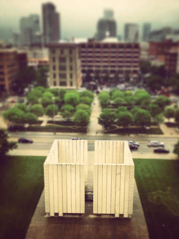 Jfk memorial plaza dallas