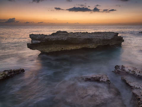 Smith barcadere grand cayman sunset