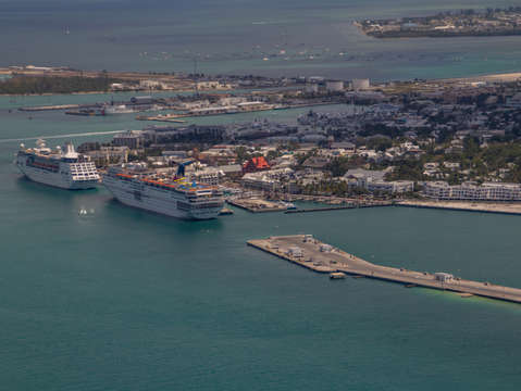 Key west cruise ships