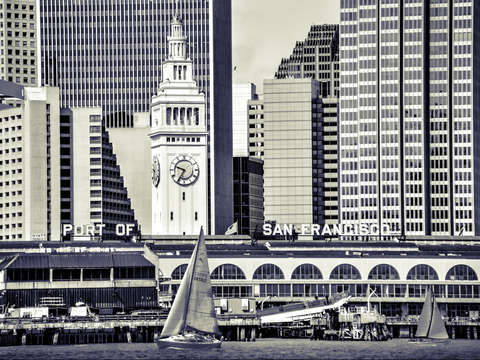 Timeless port of san francisco