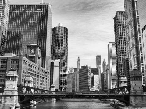 Chicago river 3
