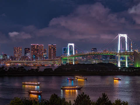 Japan rainbow bridge 1