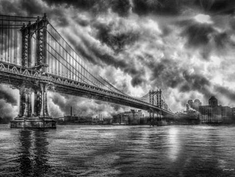 Manhattan bridge 5
