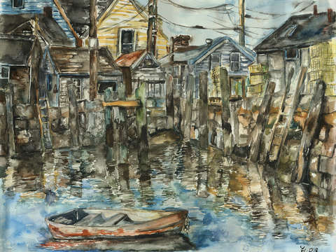 Rockport harbor 2