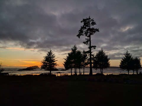 Northwest sunset