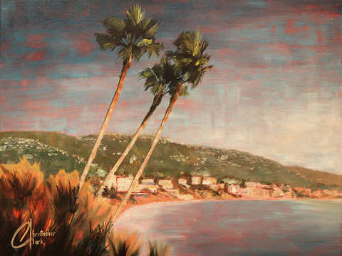 Coastal View - Laguna Beach