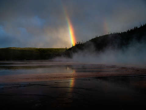 Yellowstone national park 2