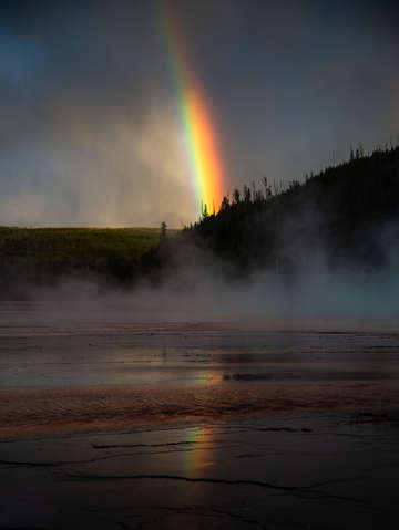 Yellowstone national park 3