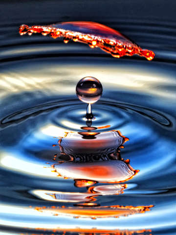 Water Drop Art 2