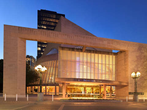 The morton meyerson symphony center