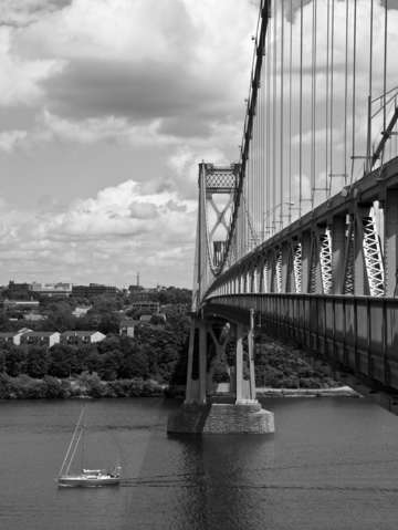 Fred neudoerffer mid hudson bridge k 3887