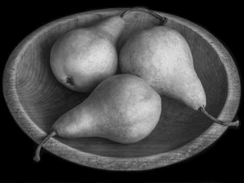 Three pears 2