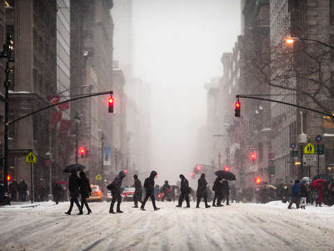 Winter in new york 5