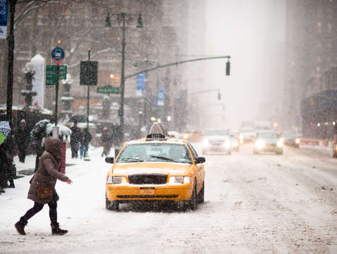 Winter in new york 7