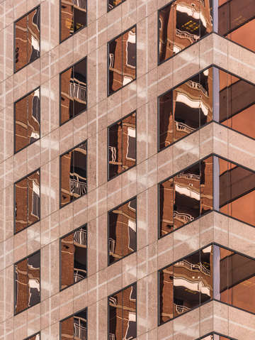 Austin architecture reflections