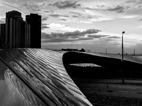 Gehry bp bridge millennium park