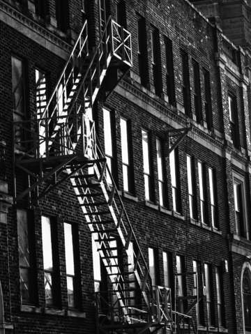 Fire escape 6