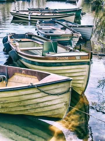 Celtic boats