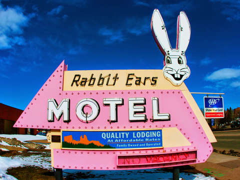 Rabbit ears motel