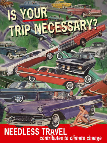 Is Your Trip Necessary?