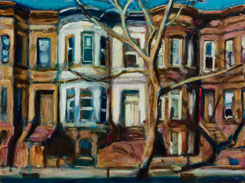 Brooklyn brownstones 2