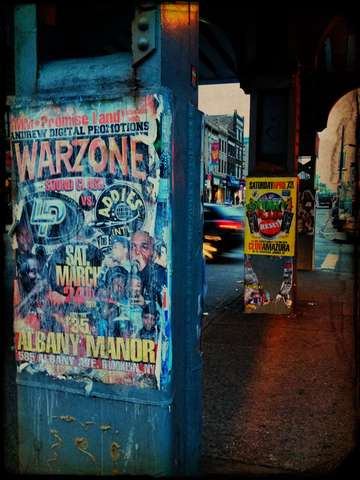 Brooklyn War Zone