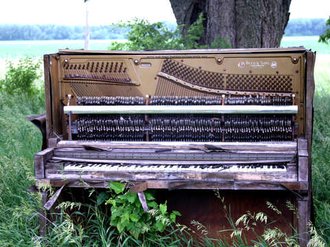 Yard piano ii
