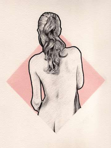 Untitled Nude (pink)