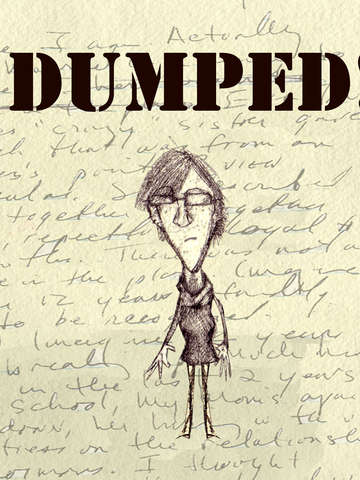 DUMPED! (the cover)