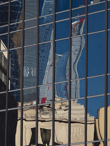 Reflections on hudson yards 1
