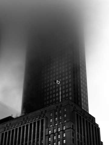 Downtown toronto fogfest no 28