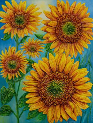Sunflowers 20