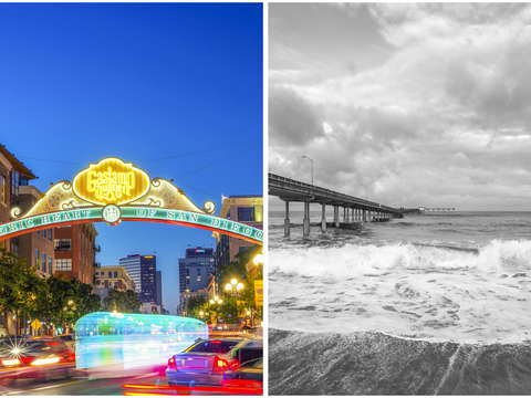 The best of san diego diptych 8