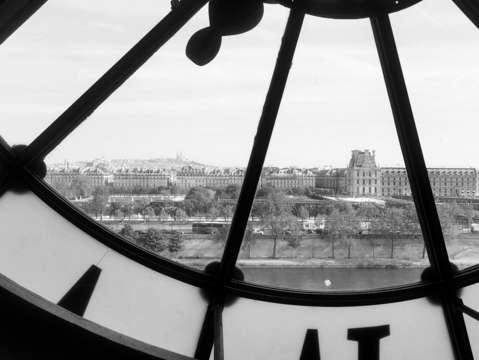 Parisian from the orsay