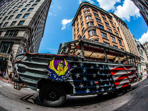 Boston duck boat