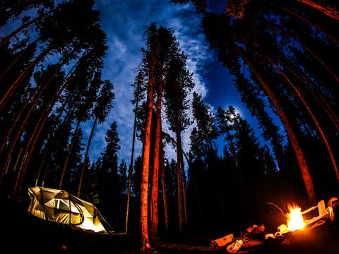 Mt elbert campground