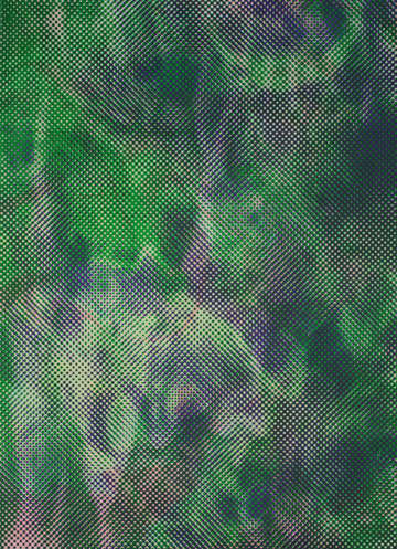 Marbled violet kings row green indian