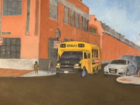 The school bus 2