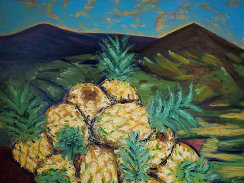 Pineapples ii