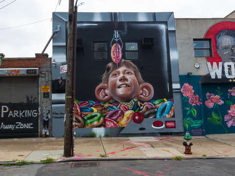 Ears as big as donuts bushwick brooklyn nyc