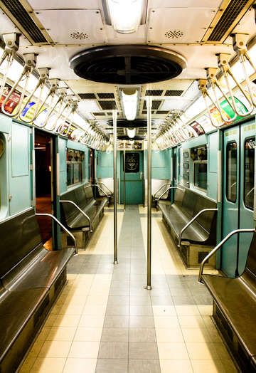 Nyc subway through the years