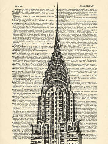 Chrysler building dictionary