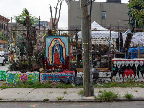 Bushwick market brooklyn nyc