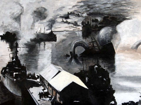 Attack on Port Narvik, 1940