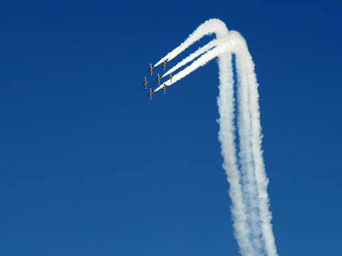 Blue angels seven