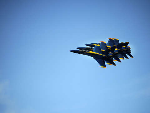 Blue angels tight