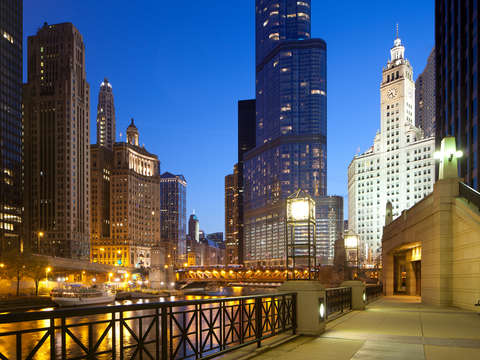 Cityscape of chicago 2