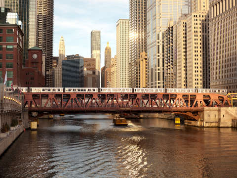 Chicago train 2